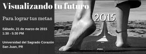 Visualizando tu futuro - Event Cover