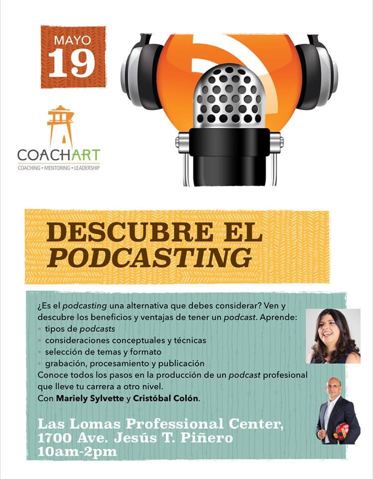 Descubre el Podcast